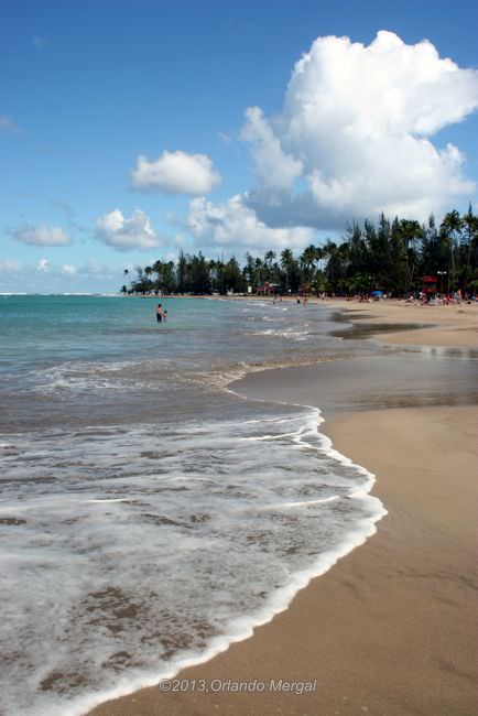 Luquillo Beach (Balneario La Monserrate)