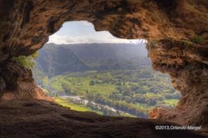 Cueva La Ventana, Window Cave, Arecibo, Puerto Rico