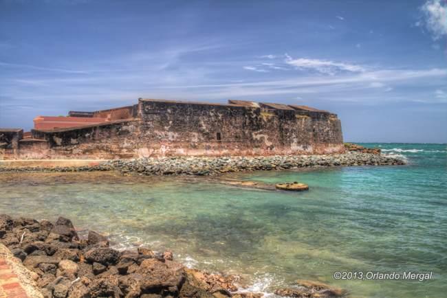 Fort San Jeronimo del Boquerón