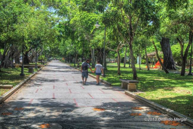 Luis Muñoz Rivera Park