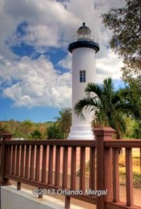 Rincón lighthouse at Punta Higueros, Puerto Rico