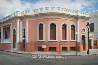The Ponce Museum of History is located on the corner of Isabel and Mayor Cantera streets. See our map for coordinates.