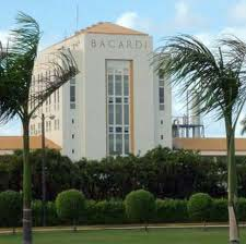 Bacardi rum distillery Puerto Rico
