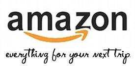 Amazon... Everything for your next trip