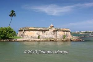 """Fort San Juan de la Cruz """"El Cañuelo"""""""