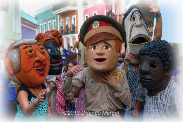 San Sebastian Street Fiestas