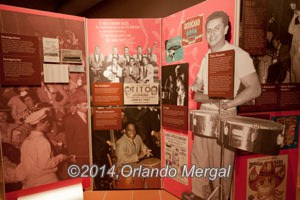 Tito Puente exhibit