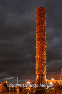 """Totem Telúrico"" Click on the image to see it larger."