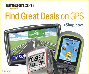 Buy a GPS Unit with Amazon dot com