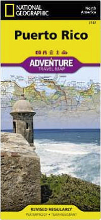 Puerto Rico Travel Books and Maps