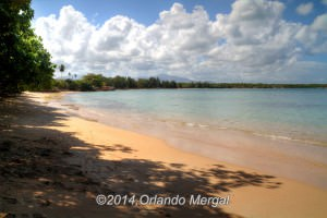 Seven Seas Beach, one of Puerto Rico's most beautiful and pristine beaches