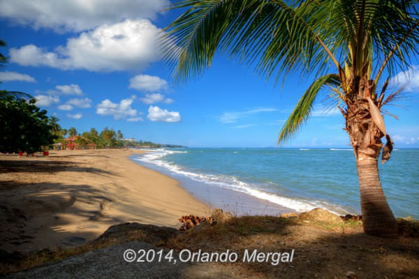 Balneario Pico De Piedra A Beautiful Beach That Is Known For Its Underwater Curs