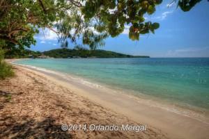 Buyé Beach, Cabo Rojo, Puerto Rico (southern end)