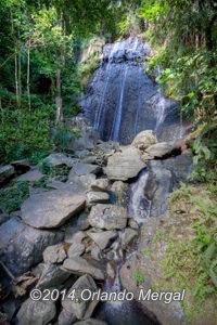 La Coca Falls.