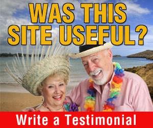 Write a testimonial