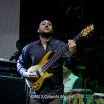 William Cruz at the Puerto Rico Heineken Jazzfest 2015