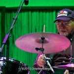 Jimmy Cobb at the Puerto Rico Heineken Jazzfest 2015