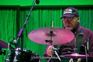 Jimmy Cobb at the Puerto Rico Heineken Jazzfest 2015