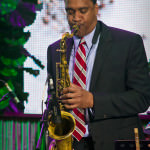 Javon Jackson at the Puerto Rico Heineken Jazzfest 2015