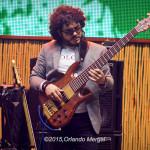 José Armando Gola at the Puerto Rico Heineken Jazzfest 2015