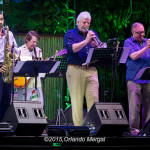 Edmar Colón Gierbolini, Gray Sargent, Jeff Stout and Scott DeOgborn at the Puerto Rico Heineken Jazzfest 2015