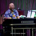 Dennis Montgomery III at the Puerto Rico Heineken Jazzfest 2015