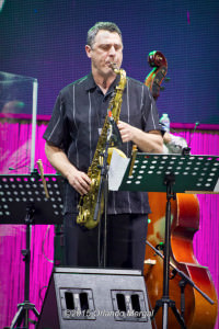 Ralph Bowen at the Puerto Rico Heineken Jazzfest 2015
