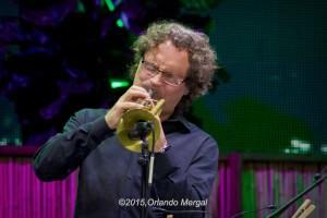 Alexander Sipiagin at the Puerto Rico Heineken Jazzfest 2015