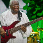 Abraham Laboriel at the Puerto Rico Heineken Jazzfest 2015