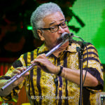 Justo Almario at the Puerto Rico Heineken Jazzfest 2015