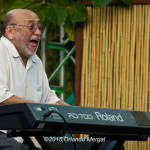 Eddie Palmieri at the Puerto Rico Heineken Jazzfest 2015