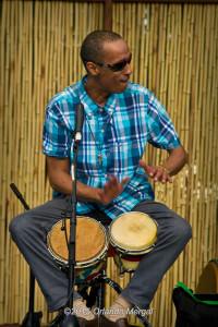 Anthony Carrillo at the Puerto Rico Heineken Jazzfest 2015