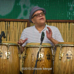 "Vincente ""Little Johnny"" Rivero at the Puerto Rico Heineken Jazzfest 2015"