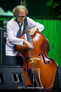 Giovanni Tommaso at the Puerto Rico Heineken Jazzfest 2015