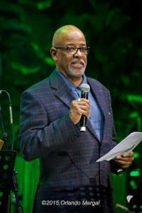 Larry Simpson at the Puerto Rico Heineken Jazzfest 2015