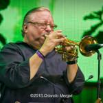Arturo Sandoval at the Puerto Rico Heineken Jazzfest 2015