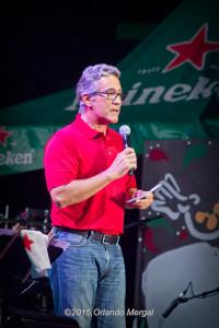 Braulio Castillo Jr. at the Puerto Rico Heineken Jazzfest 2015