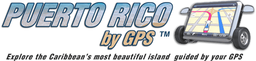 Puerto Rico By GPS