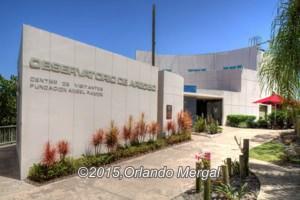 Arecibo Radio-Telescope Visitor Center