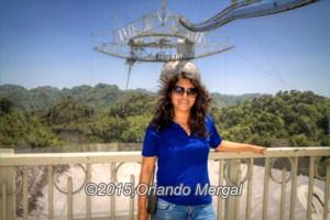 Our guide Natalia Feliciano.