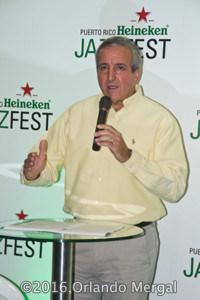 Luis Álvarez, Vice President of Méndez & Co.