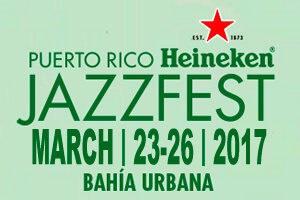 Puerto Rico Heineken Jazzfest 2017